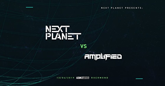 flyer Next Planet vs Amplified