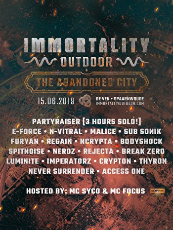 flyer Immortality Outdoor