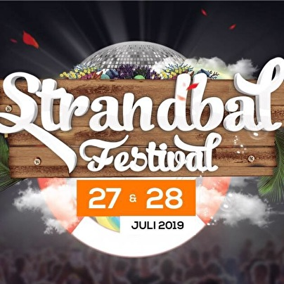 flyer Strandbal Festival