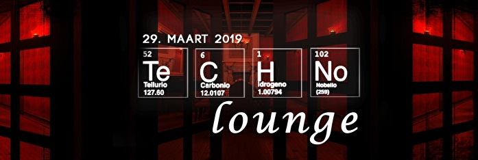 flyer Techno Lounge