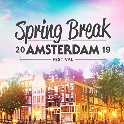 flyer Spring Break Amsterdam Festival