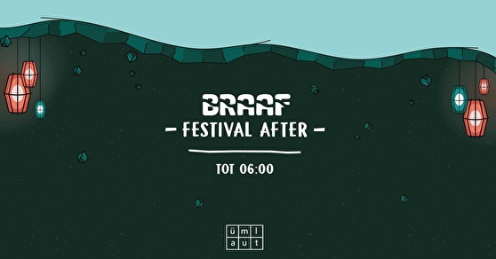 flyer BRAAF Festival After