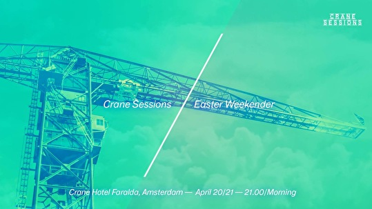 flyer Crane Sessions