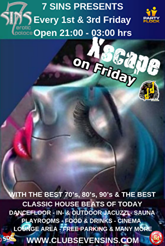 flyer Xscape on Friday