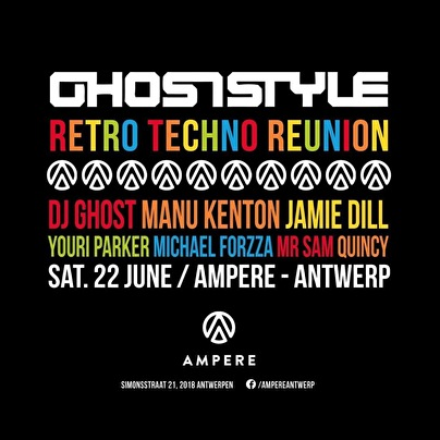 flyer Ghoststyle