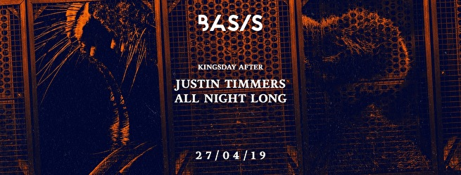 flyer Kingsday Afterparty