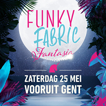 flyer Funky Fabric