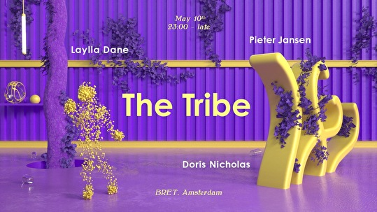 flyer The Tribe