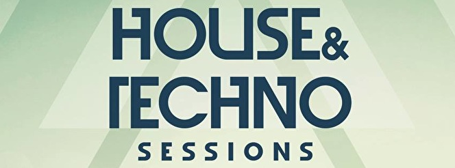 flyer House & Techno Sessions