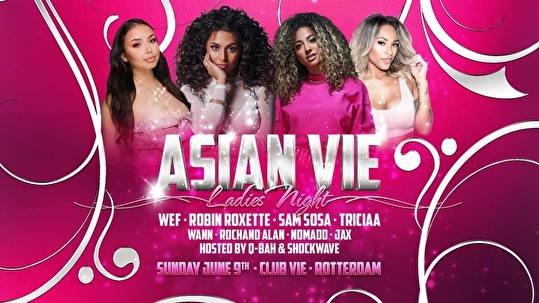 flyer Asian Vie