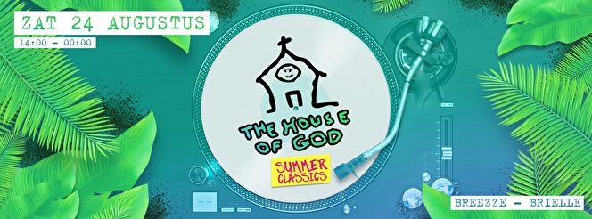 flyer The House of God