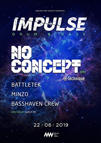 flyer Impulse D&B