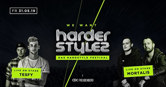 flyer Harder Stylez