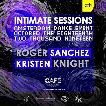 flyer Intimate Sessions