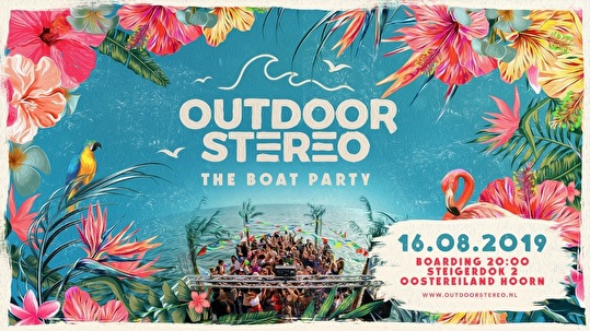 flyer Outdoor Stereo
