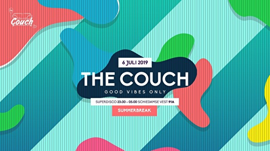flyer The Couch × Superdisco