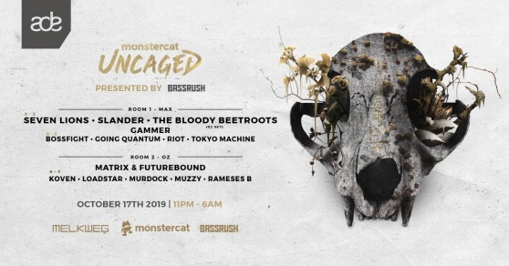 Monstercat Uncaged 2019 - Tickets, line-up & info