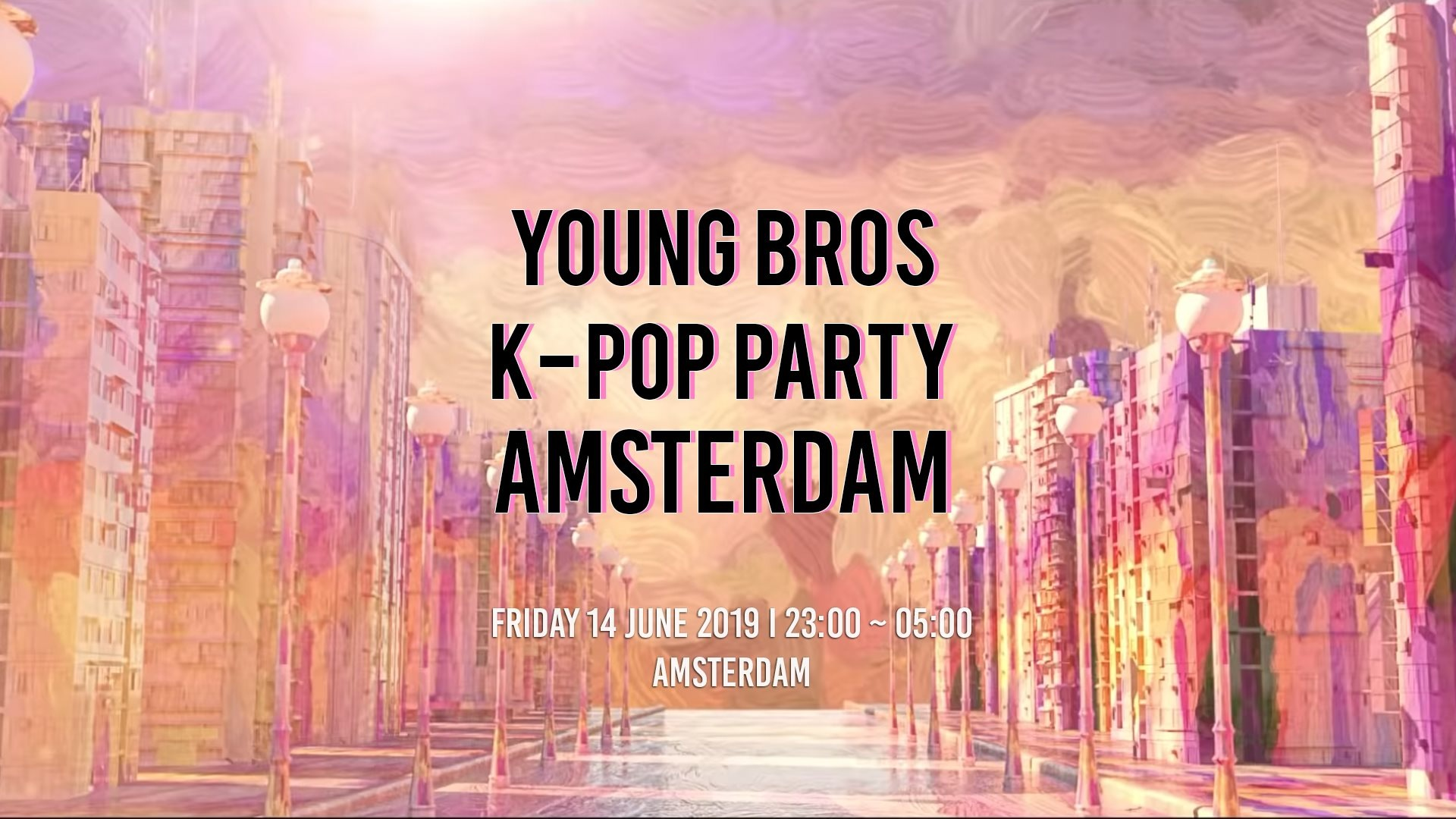 K-Pop Party · Amsterdam - Tickets & info