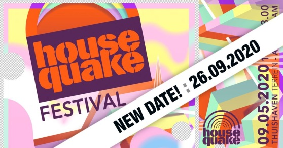 flyer Housequake Festival