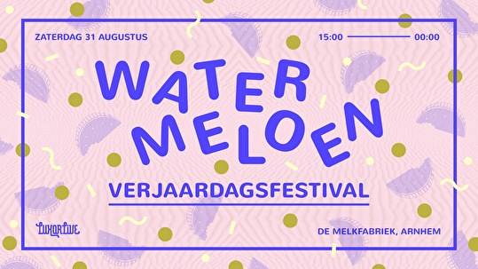 flyer Watermeloen