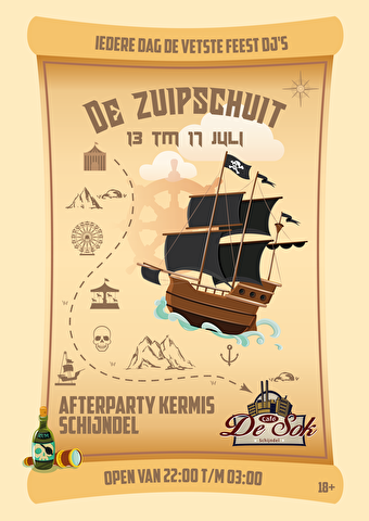 flyer De Zuipschuit