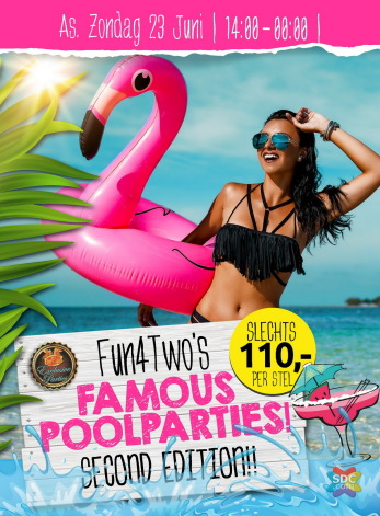 flyer Poolparty