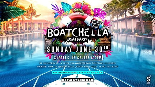 flyer Boatchella