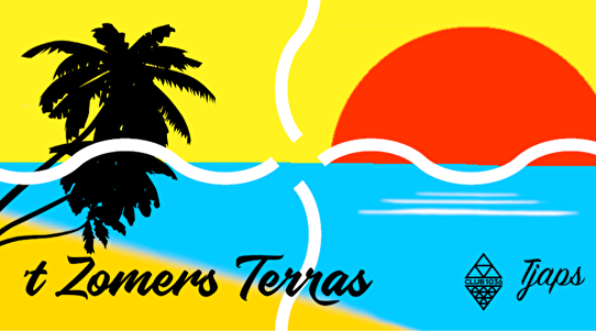flyer 'T Zomers Terras