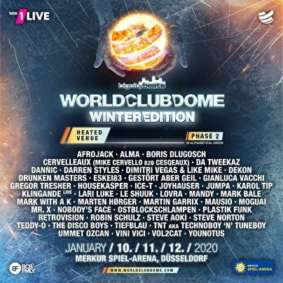 flyer World Club Dome