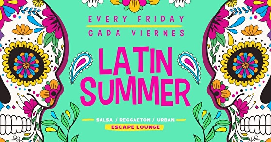 flyer LATIN Summer