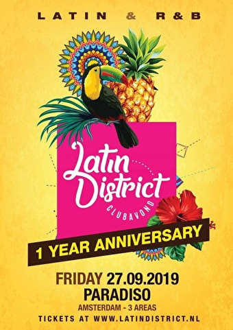 flyer Latin District
