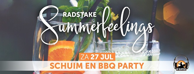 flyer Radstake Summerfeelings