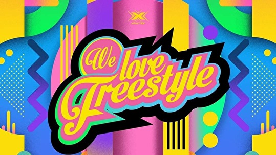 flyer We Love Freestyle
