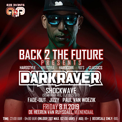 flyer Back 2 the Future