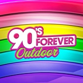 flyer 90's Forever Outdoor
