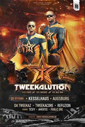 flyer Tweekalution
