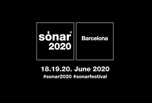 Sonar Festival 2020.Sonar 2020 Tickets Info