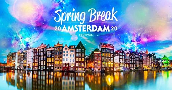 Spring Break 2020 · Amsterdam Festival - Tickets & info