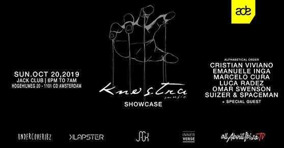 Knostra Music Showcase - Tickets, line-up & info