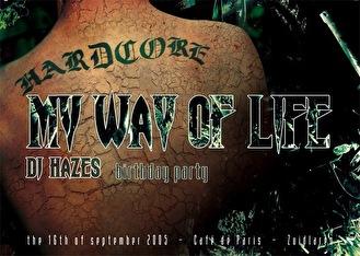 My way of life (flyer)