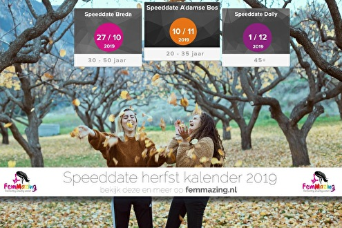 Speed dating evenement MaleisiГ«