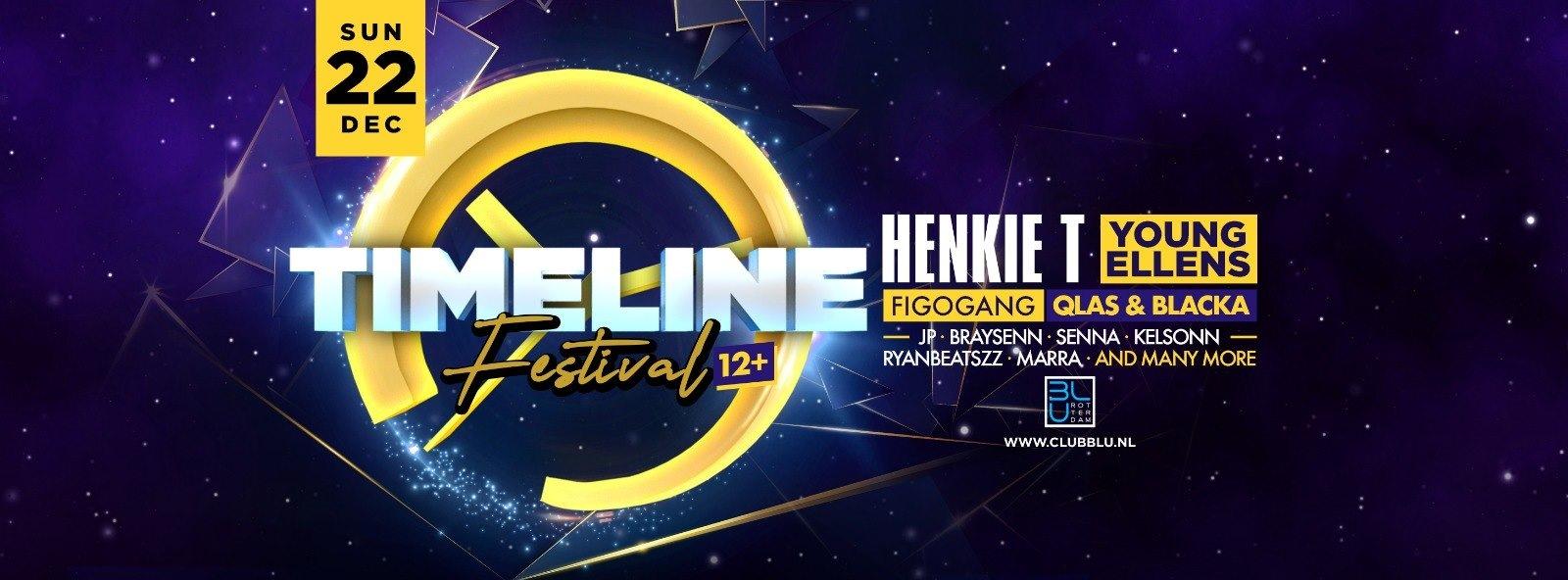 Timeline Festival · Rotterdam