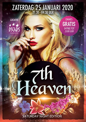 flyer 7th Heaven