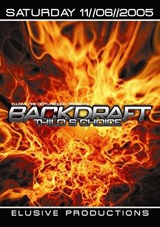 Backdraft (flyer)