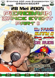 Pierebaan Dance Event (flyer)