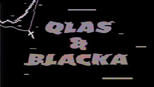 flyer Qlas & Blacka