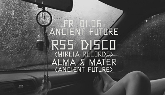 flyer Ancient Future