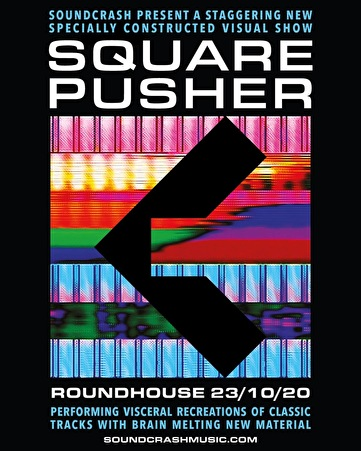 flyer Squarepusher