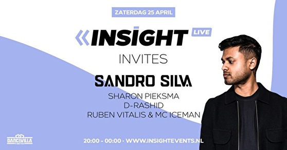 flyer Insight Live invites