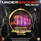 flyer High Class Fetish Castle Ball